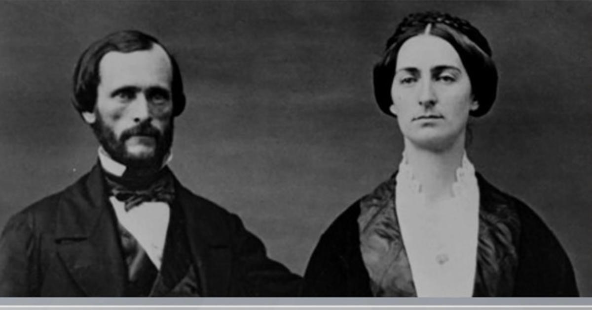 How Jessie & John Frémont reshaped America and helped lead to Civil War