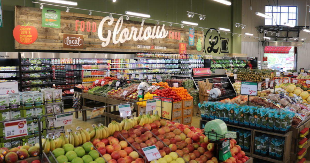 Natural foods chain Lucky's Market declares bankruptcy
