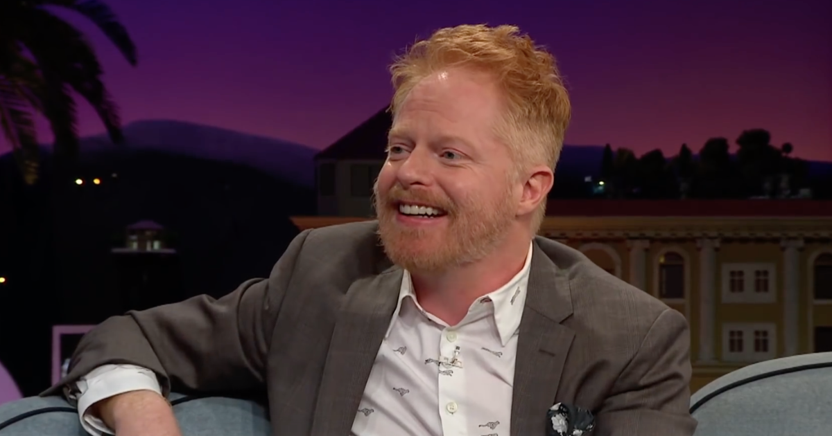 Jesse Tyler Ferguson announces he's expecting first child with husband Justin Mikita