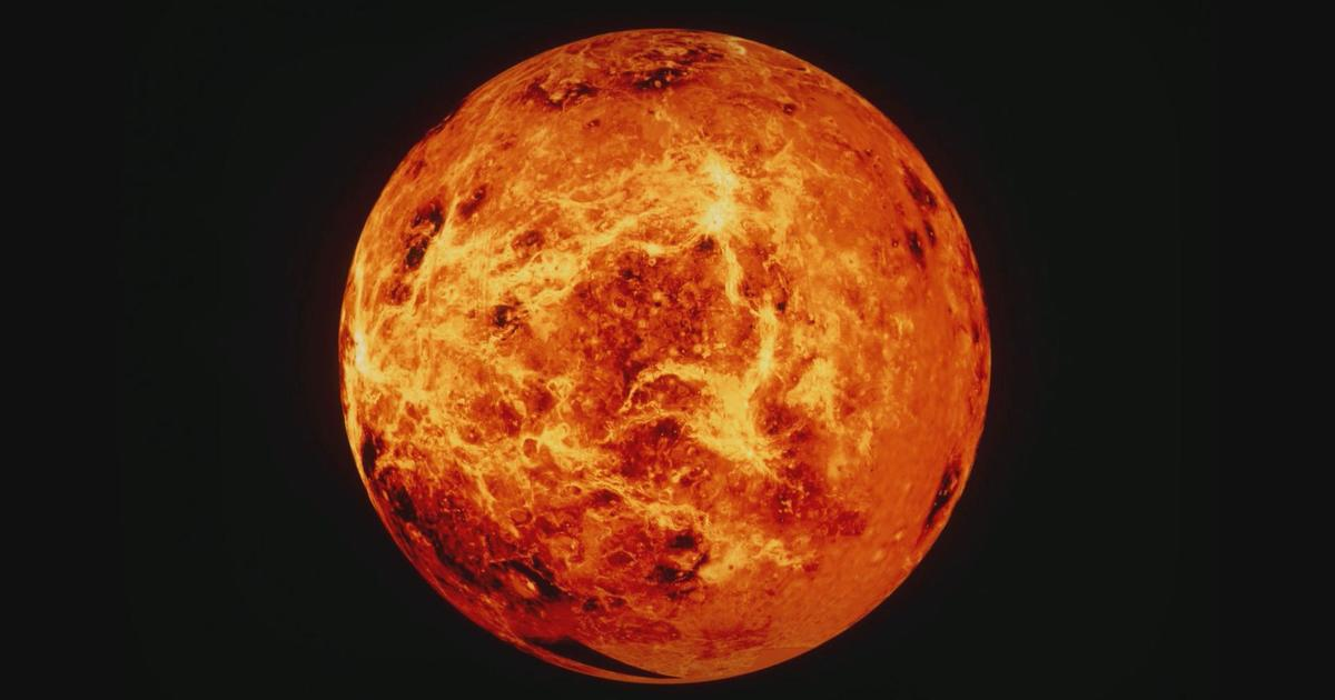 "Venus' past could teach scientists about Earth's future: ""They probably started off similarly"""
