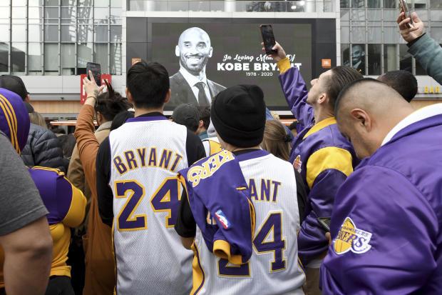 Obit Bryant Basketball