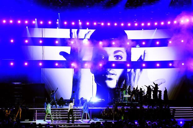 Usher — 2020 Grammy Awards