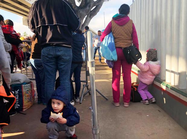 US Immigration Border Enforcement