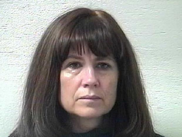 Linda Stermer arrest photo