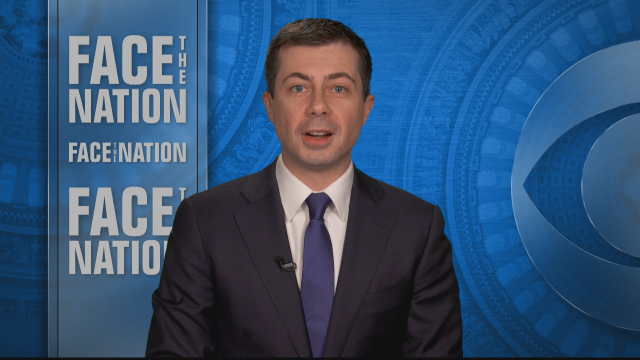Pete Buttigieg Campaigns For President Across Iowa Ahead Of Caucus