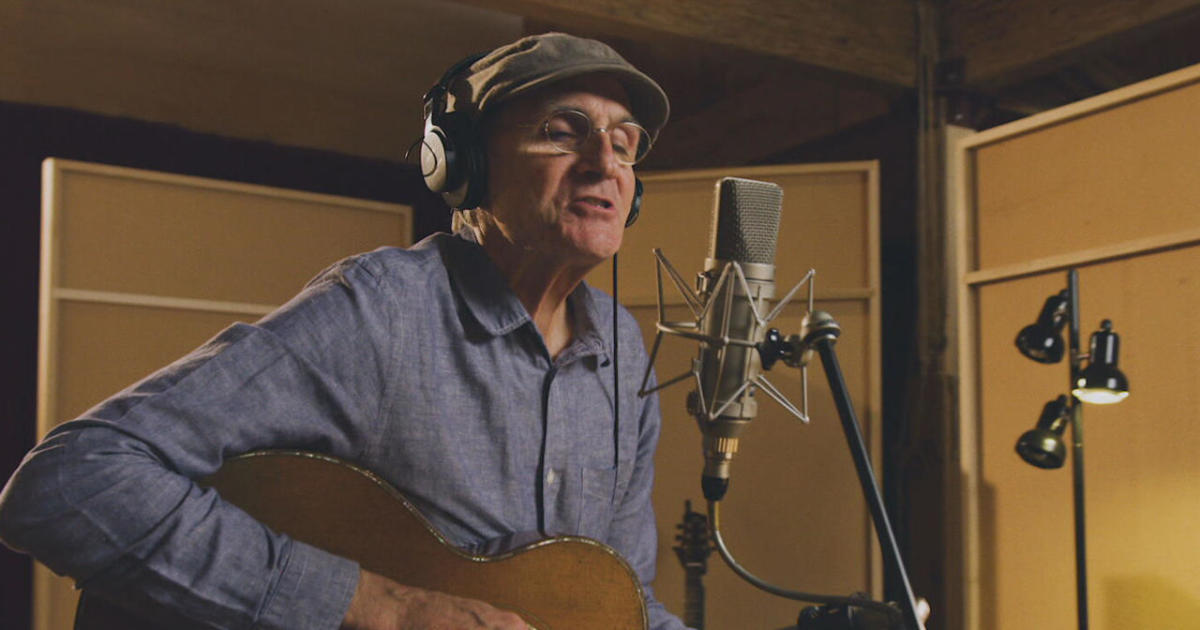 James Taylor on how memories feed his memoir and music