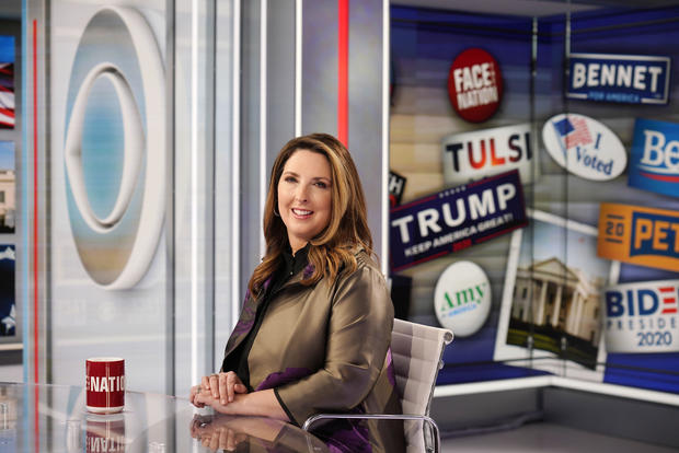 "Behind the scenes of ""Face the Nation"" with Margaret Brennan"