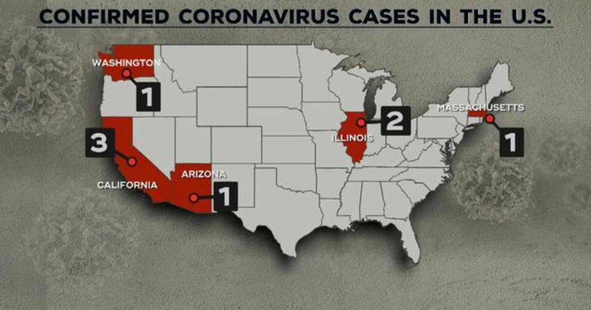 Coronavirus case is confirmed in Massachusetts as U.S. health officials declare public health emergency