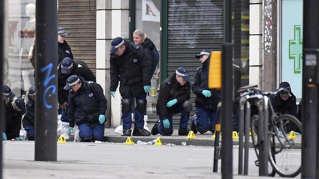Britain Stabbings