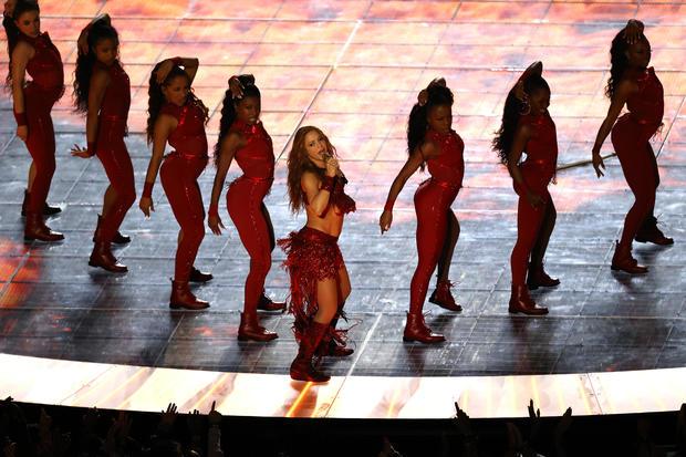 Super Bowl 2020: Shakira