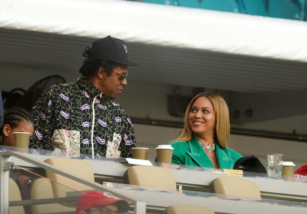 Super Bowl 2020: Jay Z, Beyoncé