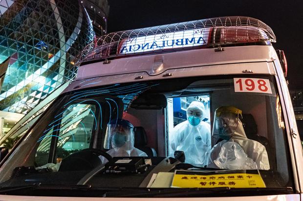 Concern In Macau As The Wuhan Coronavirus Spreads