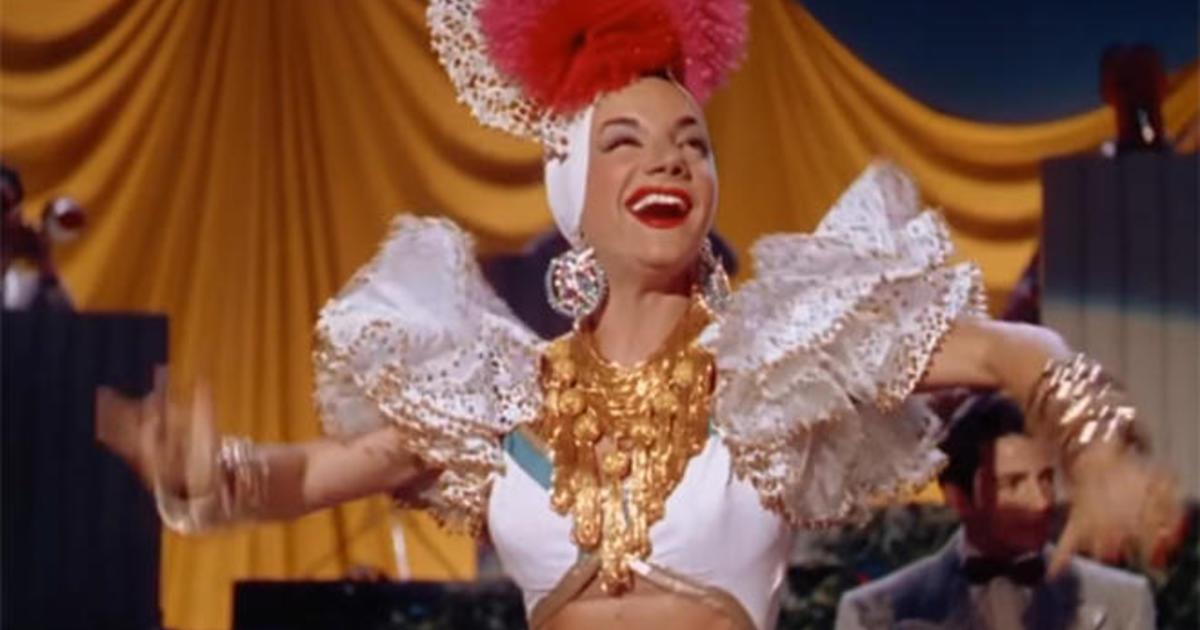 Almanac: Carmen Miranda thumbnail