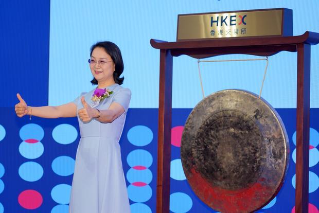 Hansoh Pharmaceutical Debuts On Hong Kong Stock