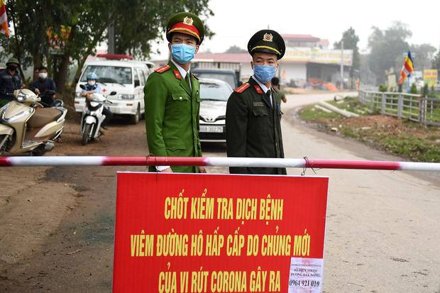 VIETNAM-CHINA-HEALTH-VIRUS