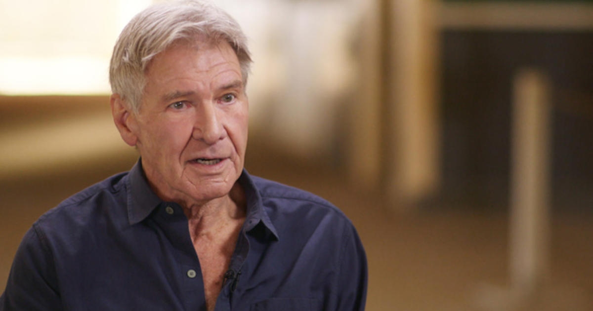 Harrison Ford on returning to play Indiana Jones