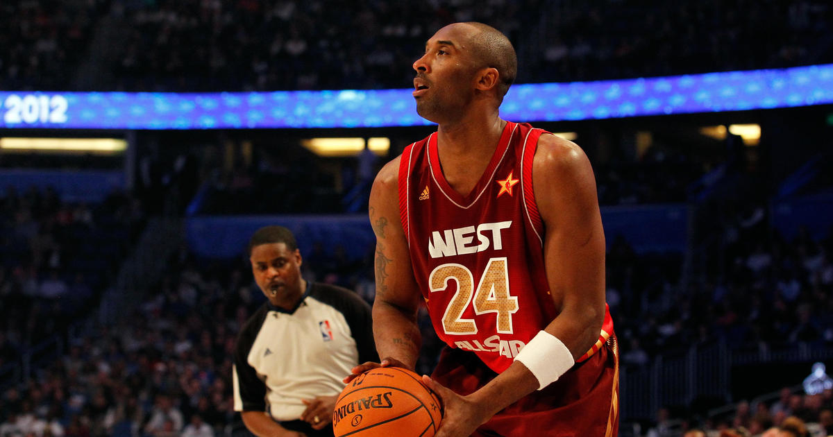 How the NBA All-Star Game will honor Kobe Bryant