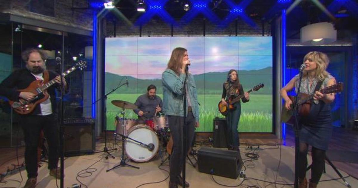 "Saturday Sessions: Bonny Light Horseman performs ""Bonny Light Horseman"""