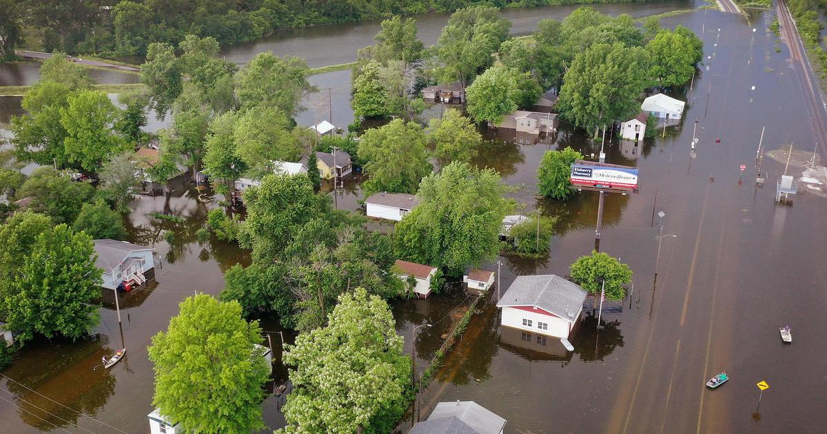15 million U.S. homes are at risk of flooding — 50% higher than FEMA estimates