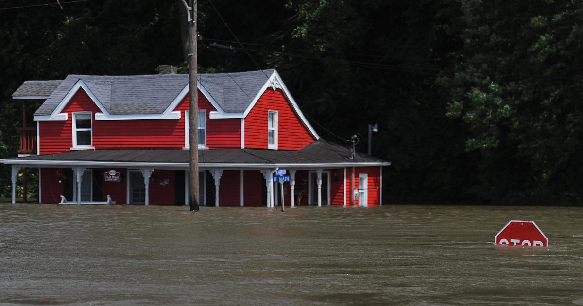 More rain expected in Mississippi as dangerous flooding forces rescues thumbnail