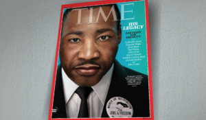 Time magazine cover features Martin Luther King Jr. virtual reality photo