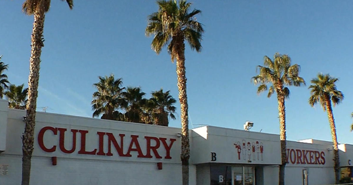 Why the Nevada Culinary Workers Union opposes