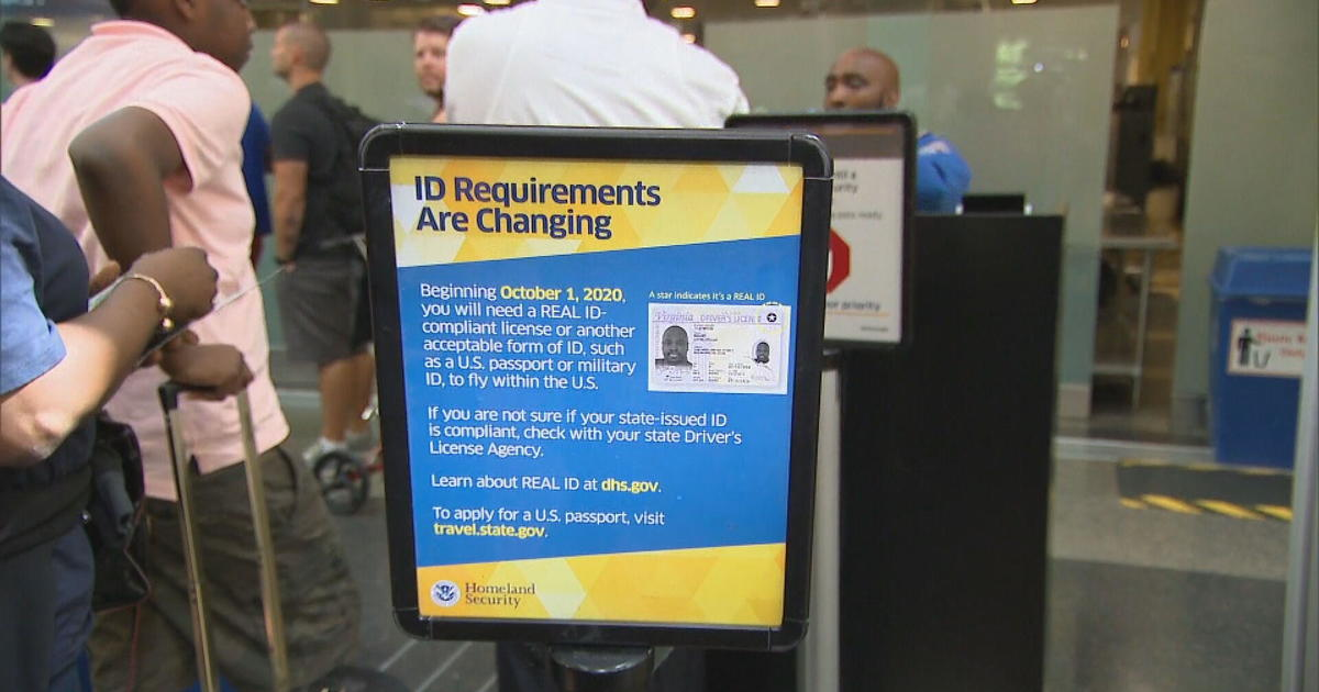 "Millions of Americans may not have new Real IDs before deadline: ""The potential is catastrophic"""