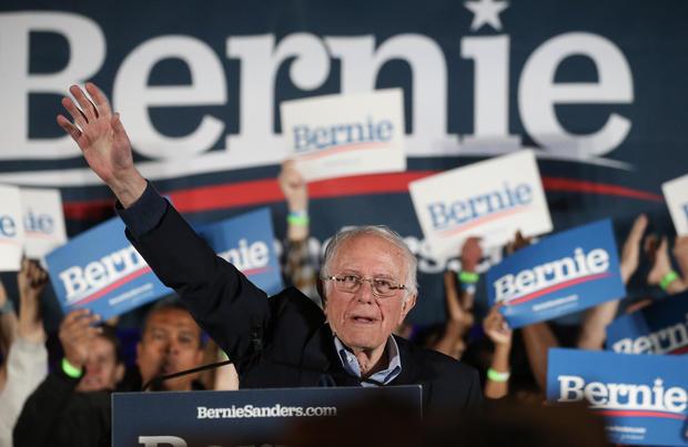 Presidential Candidate Bernie Sanders Holds Las Vegas Rally Ahead Of Caucuses
