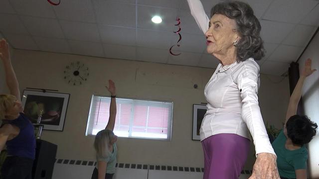 Centenarian Yogi
