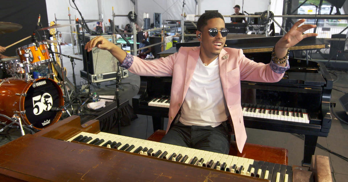 Meet the blind piano player who's so good, scientists are studying him