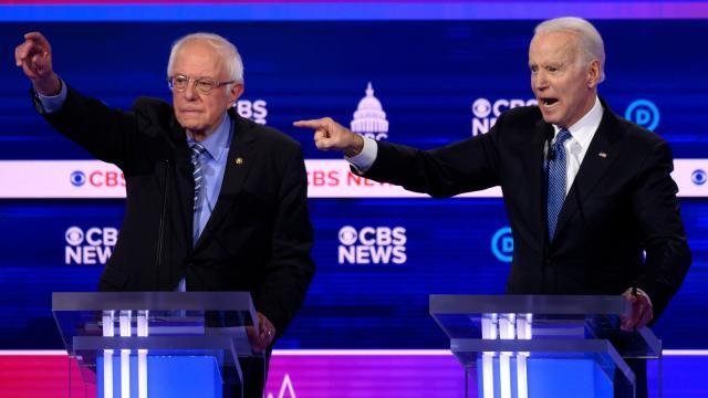 CBS News Democratic debate — Charleston, South Carolina