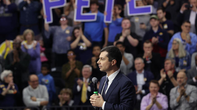 Democratic Presidential Candidate Pete Buttigieg Campaigns Across South Carolina