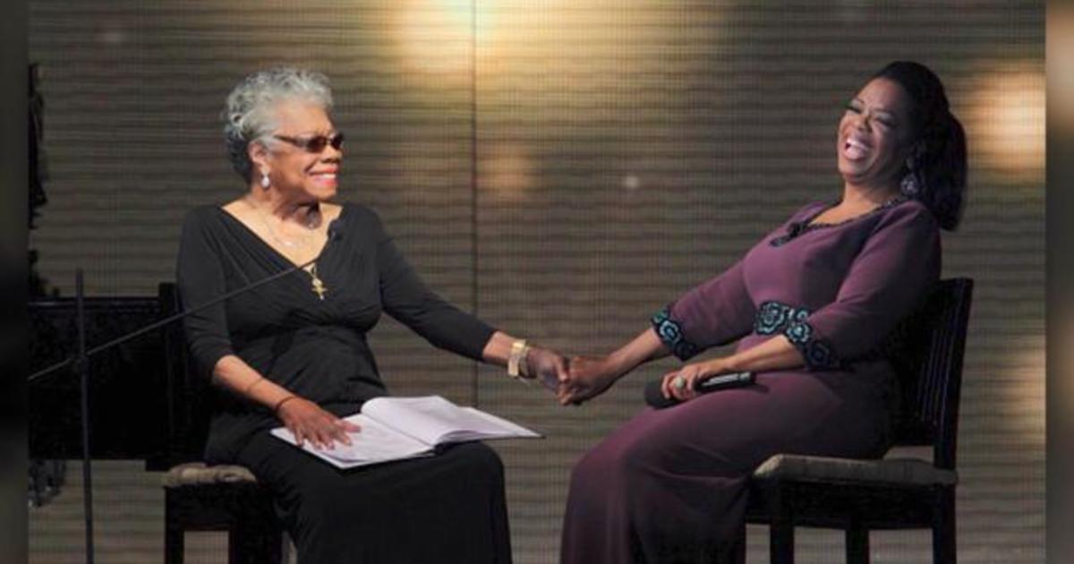 Oprah Winfrey on the trailblazer who inspired her