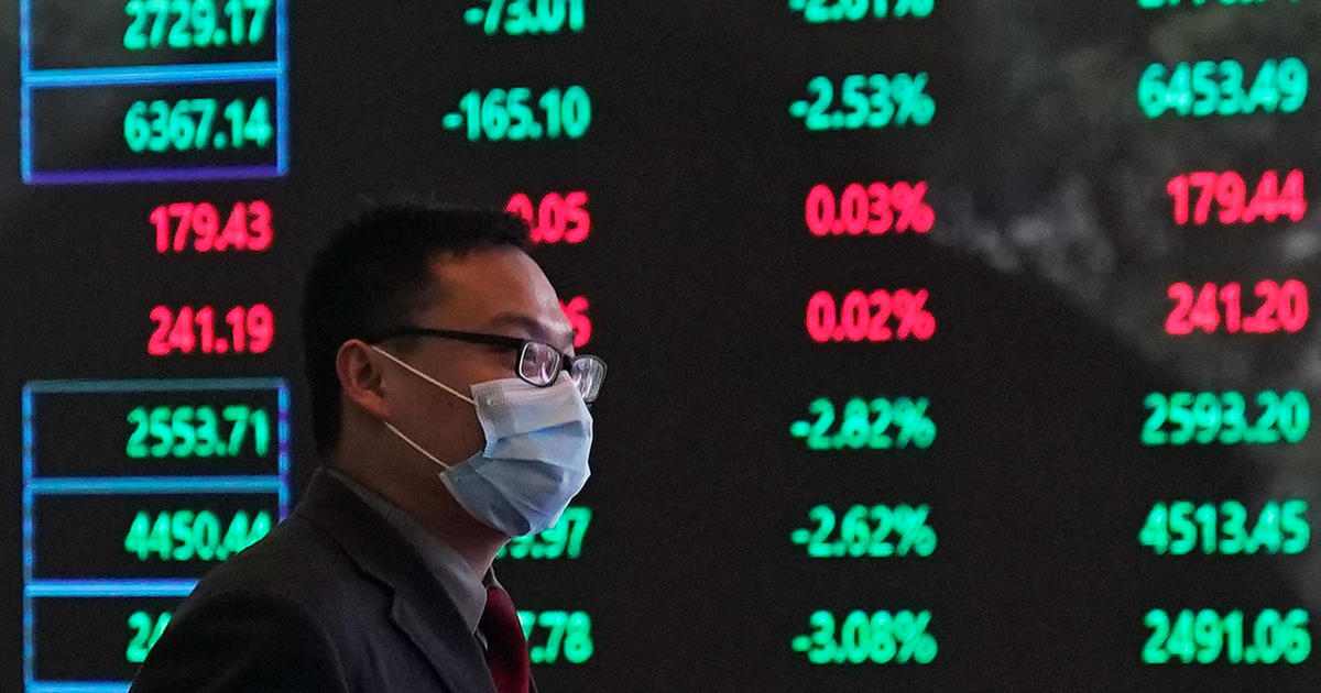 Bloodbath on Wall Street as stocks suffer worst week since 2008