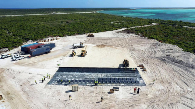 Image result for Storm-ravaged Bahamas Rebuilding its Power Grid With Emphasis on Solar Energy