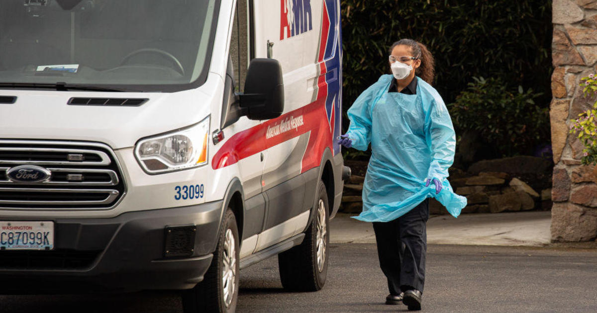 Hasil gambar untuk Coronavirus death toll rises to 9 in Washington state