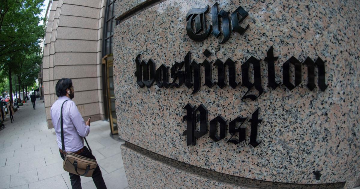 Trump campaign sues Washington Post for libel thumbnail