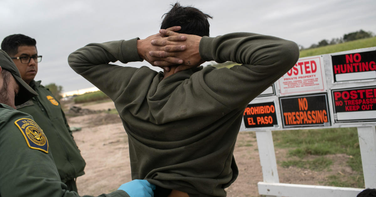 Border apprehensions rise for first time in 9 months thumbnail