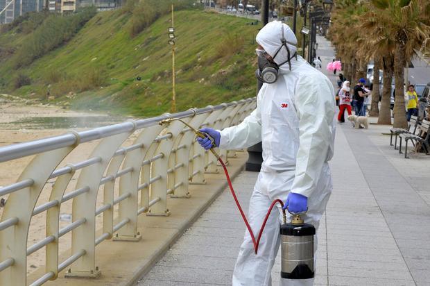 Coronavirus precautions in Lebanon