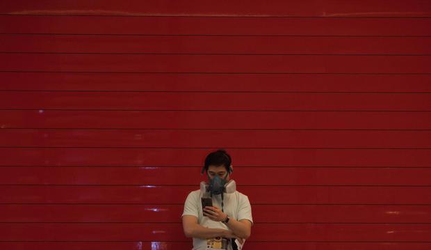 Coronavirus threats at the Thai Teaw Thai 54th Expo in Bangkok, Thailand