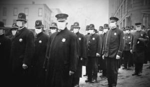 Lessons from the 1918 flu pandemic