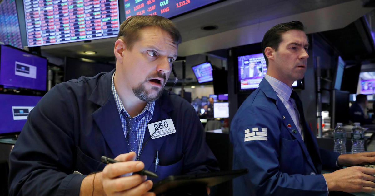 Dow falls 2,000 points as investors run from coronavirus
