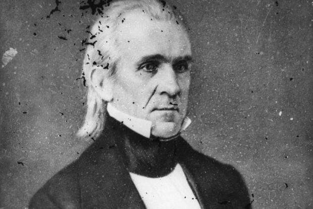 3. James K. Polk