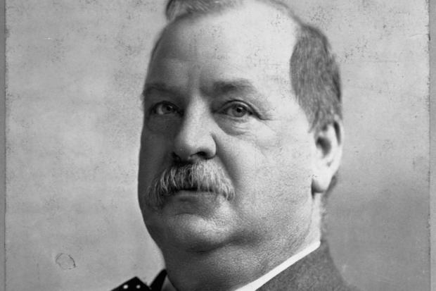 (TIE) 26. Grover Cleveland