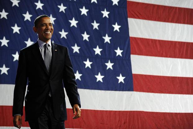 (TIE) 12. Barack Obama