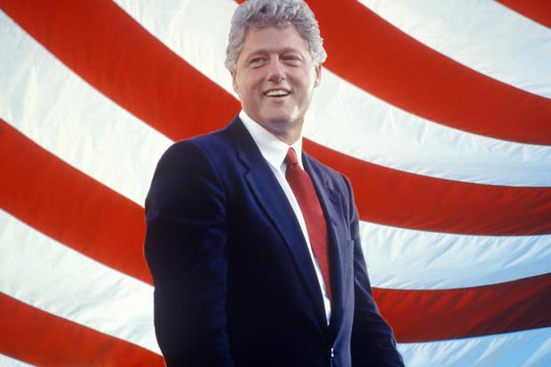 19. Bill Clinton
