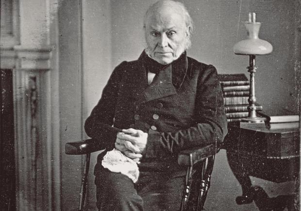 27. John Quincy Adams