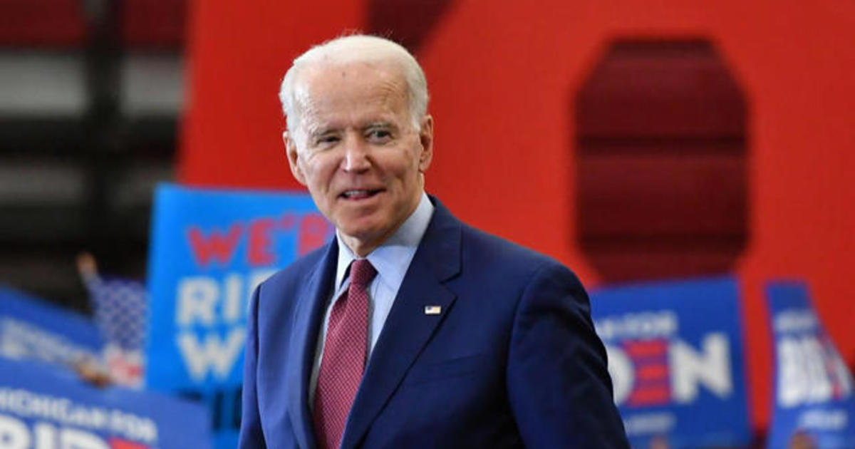 Why black voters are supporting Joe Biden in Democratic primaries 1