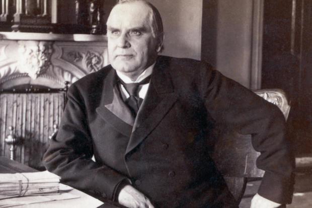(TIE) 26. William McKinley