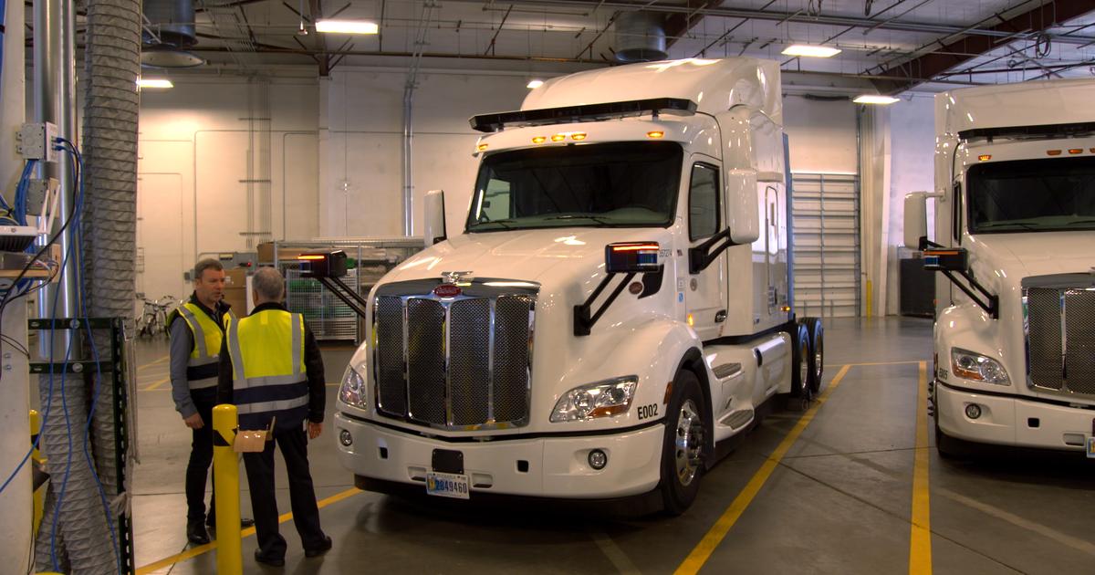 Automated trucking, a technical milestone that could disrupt hundreds of thousands of jobs, hits the road